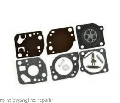 Zama Rb-82 Rb82 Rebuild Repair Kit Carburetor Carb C1u-h46 C1u-h46a