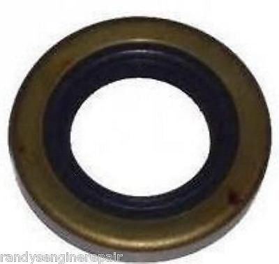 2 CRANKSHAFT SEALS HUSQVARNA 281 288 2100 2101 298 3120