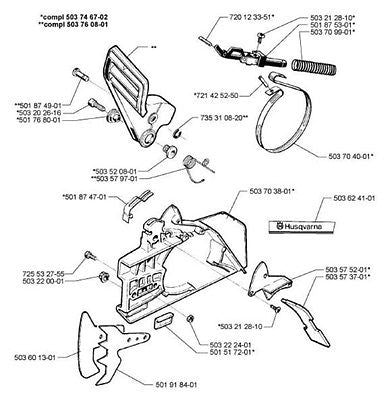 Parts for Husqvarna – Page 29
