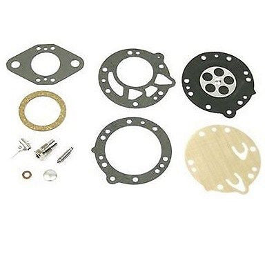 CARBURETOR REPAIR KIT for TILLOTSON HL-82A HOMELITE 500 & BUZ chainsaw