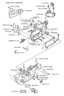 Parts for Husqvarna – Page 35