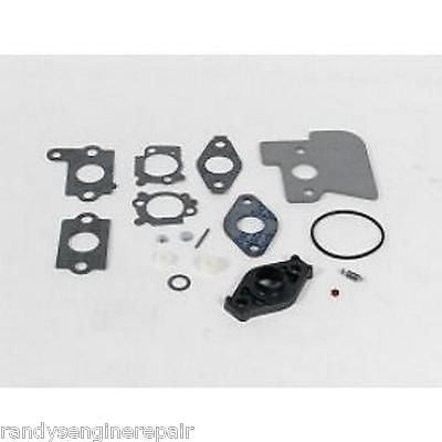 Carburetor overhaul kit Briggs & Stratton # 792383