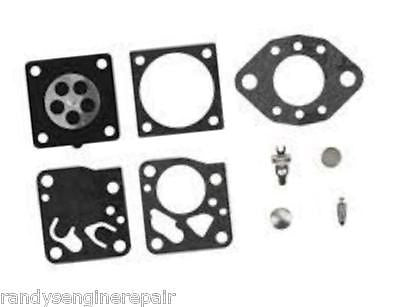 RK-18HU Genuine Tillotson Hu Carburetor Repair Kit