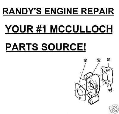 Parts for McCulloch – Page 14