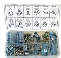 PARTS 130 pc assortment throttle accessories repair