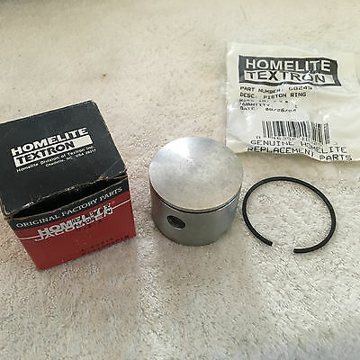 HOMELITE A67989 A49314 PISTON Kit ASSEMBLY XL98A XL98C XL98D XL98E