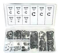 300 pc E-CLIP ASSORTMENT SMALL ENGINE REPAIR PARTS