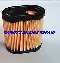 AIR FILTER TECUMSEH LEV100 LEV115 LEV120 OVRM105 OVRM65 SEARS CRAFTSMAN