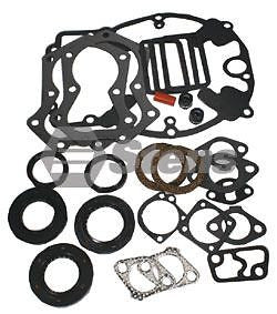 OEM New Kohler KT17, KT19, KT21 Engine Gasket Set Kit with oil seals
