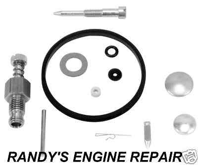 CARBURETOR REPAIR Kit Tecumseh OVRM60 V60 H25 LAV25