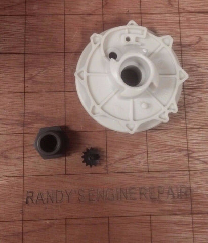 Genuine Poulan 530069313 Starter Pulley 2200 2500 2775 2900 3050 PP295