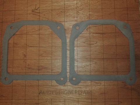 Valve cover gaskets for select Kohler SV810 SV820 SV830 SV840 on Cub Cadet Exmark Bad Boy +