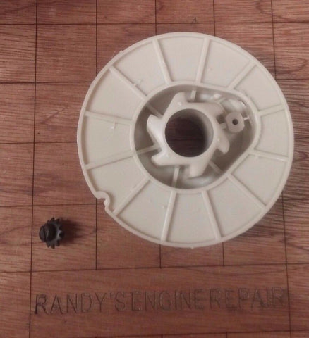 530069353 RECOIL STARTER Pulley Poulan, Craftsman, Weed Eater Hedge Trimmer part