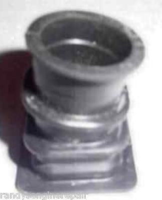 HOMELITE INTAKE CONNECTOR BOOT # 93327 UP05709 410 dm40 saw part