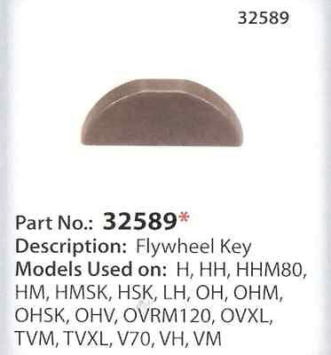 Tecumseh Toro Sears Craftsman 32589 flywheel key fits models listed New genuine