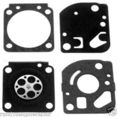 GASKET KIT zama C1U CARBURETOR IDC TRIMMER BLOWER