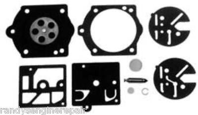 OEM Walbro K10-HDC Carburetor Repair Rebuild Kit for HDC on Stihl 015 015L Chain Saw