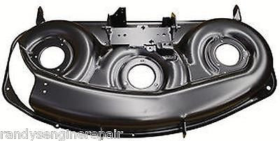 "176026 46"" Mower Deck Housing Craftsman Poulan Sears"