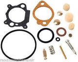 498260 BRIGGS & STRATTON OEM CARBURETOR OVERHAUL KIT, FITS MANY 4 to 6.75 HP