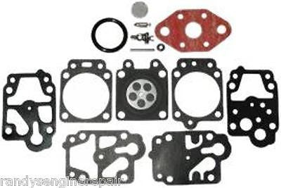 OEM WALBRO K20-WYL WYL CARB KIT FOR GX22, GX31 HONDA