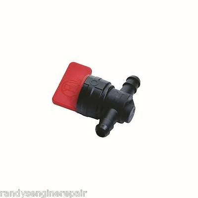 "10 PK FUEL SHUT OFF VALVE DYNAMARK MURRAY NOMA HECHINGER LOWES 1/4"" INLET 10PK"