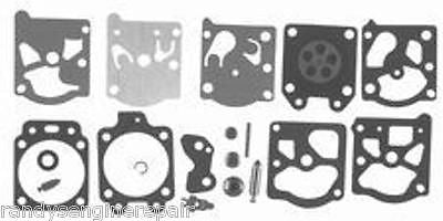 CARB KIT FOR OEM Walbro WT289 WT299 WT308 WT350