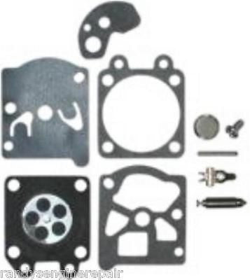 OEM Craftsman Part # 530035260 carburetor rebuild kit