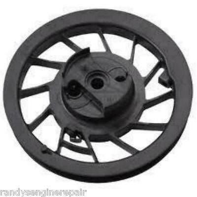 Briggs & Stratton OEM 498144 Recoil Pulley W/Spring Craftsman For Quantum series