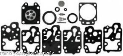Walbro K10-WY Carb Carburetor Repair Kit Echo SRM 2200 2500 2000 3000 3010