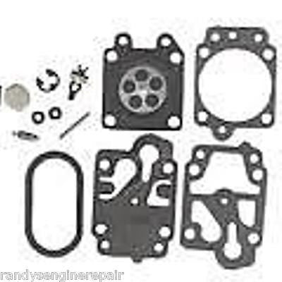 Walbro Carburetor Repair Kit K20-WYA for Chainsaw Trimmer Hedge Clippers  Blower