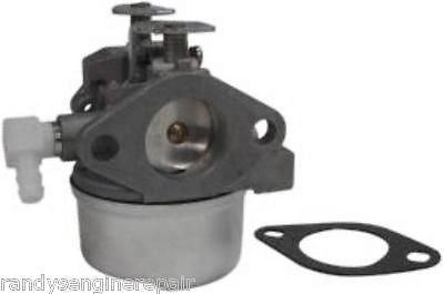 Carburetor Tecumseh 640126 fits many TVM195 & TVM220