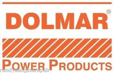 Dolmar PS-5100s Cylinder Jug & Piston Kit assy chainsaw part 181-130-215 New OEM