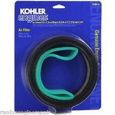 KOHLER 47 883 01-S1 47 083 01-S1 OEM AIR FILTER PRE CLEANER KIT K181 KT17 M10