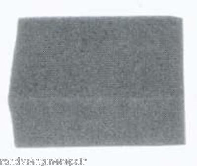 Air filter mcculloch 224831, Craftsman mc-9252-310004 chainsaw part