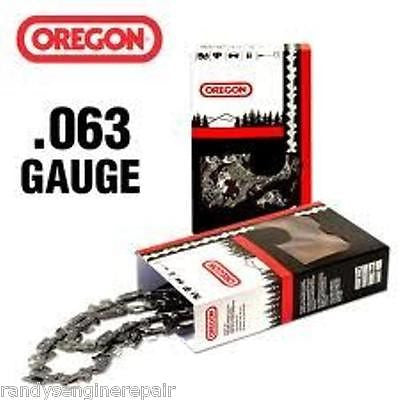 "1 Oregon 20"" .325 .063 81 DL 81DL chisel chainsaw saw chain replaces Stihl 26RS"