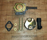 CARBURETOR + Air INTAKE Boot MCCULLOCH 850 SP81 SP80 570 SP70 60 chainsaw parts