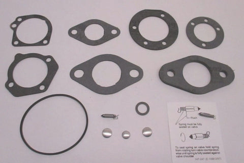 Carburetor Repair Kit Kohler 25-757-11-s M10 M18 M20 M12 Mv20s