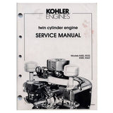 REPAIR Shop Technician Manual Models K482 to K662 ENS-607 KOHLER Engine