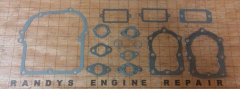 Tecumseh Engine 33240b Overhaul Gasket Kit Genuine Hssk40 Brand 33240