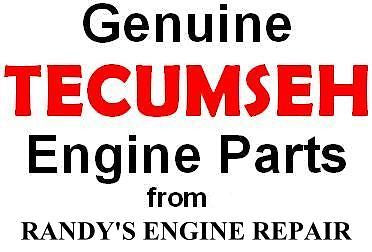 STANDARD PISTON ASSEMBLY 34508 TECUMSEH OH140