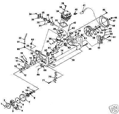 Homelite Super Xl Automatic Parts Diagram - Wiring Diagram Structure