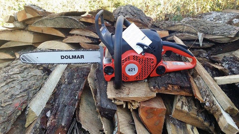Dolmar PS-421 Chainsaw