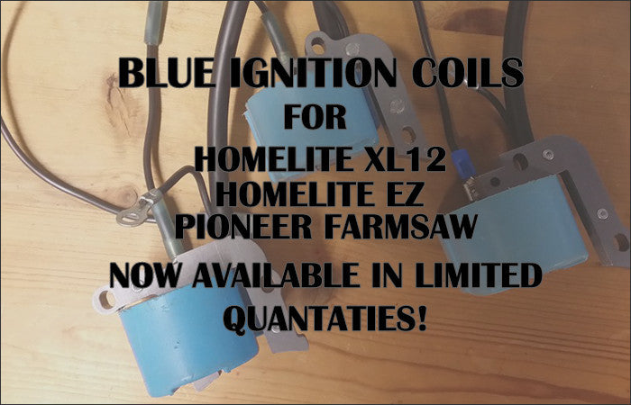 Rare blue coils now available!
