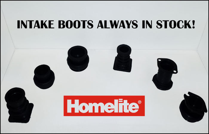Intake Boots Always in Stock!