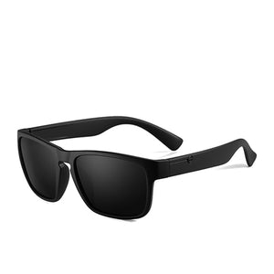 black polarized sunglasses active