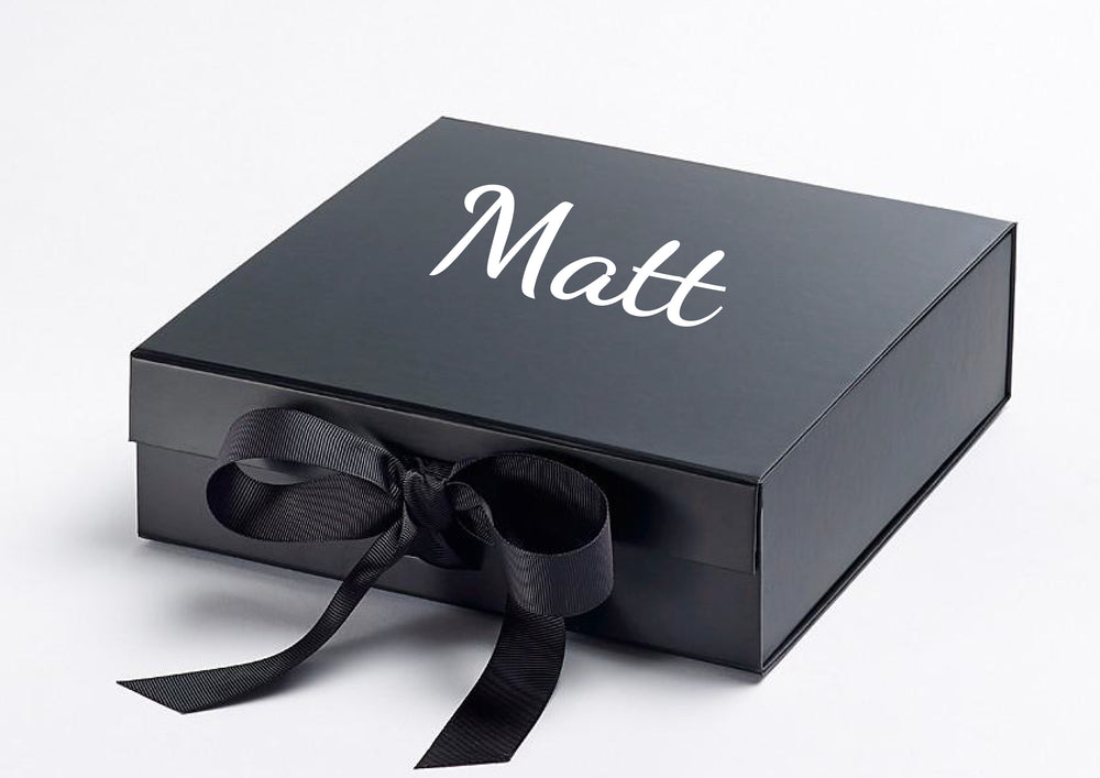 Personalised Medium Gift Box
