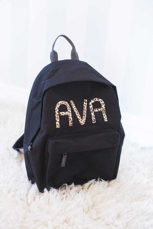 Childrens Personalised Rucksack Bag
