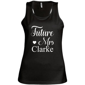Future Mrs Gym Top