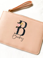 GoldBlush Initial Boutique Clutch Bag