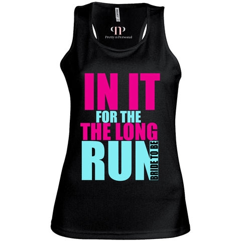 In It For The Long Run Gym Vest